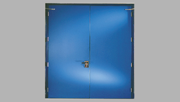 Bullet Resistant Steel Doors & Windows
