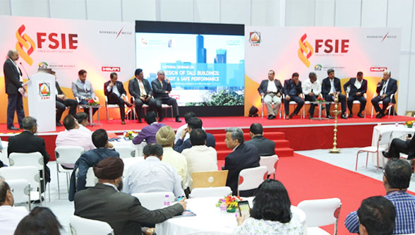 Fire & Security India Expo (FSIE) came to Delhi NCR