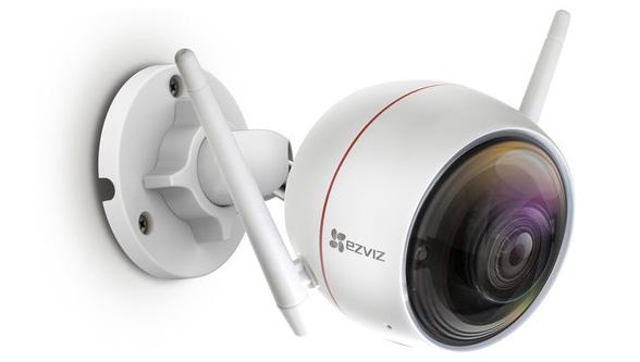 EZVIZ introduces first C3W colour night vision