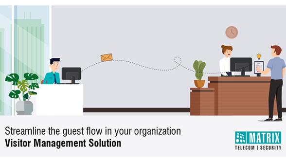 Matrix introduces Visitor Management Solution