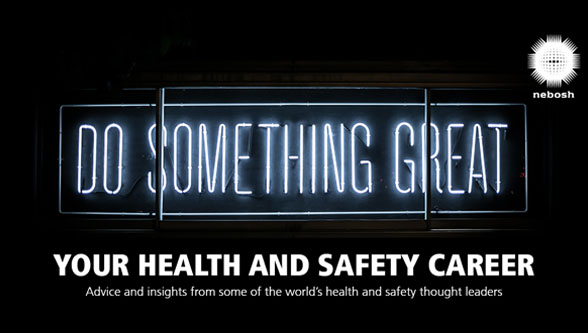 NEBOSH launches new health & safety career guide