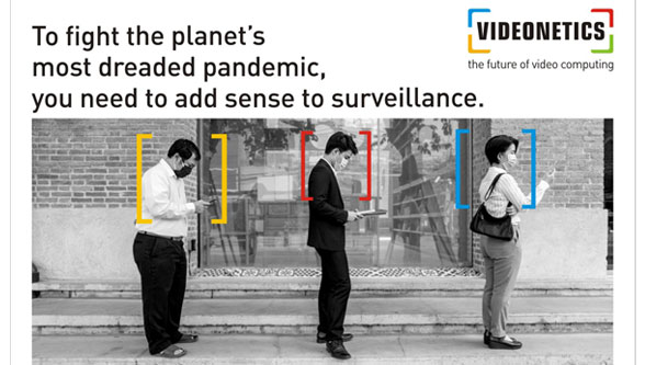 Videonetics launches video analytics based pandemic management suite