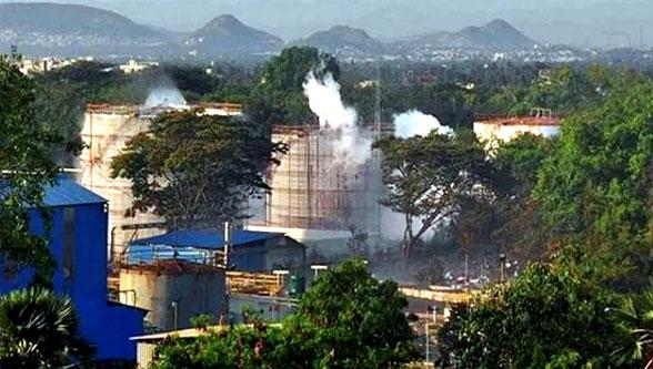 Styrene Gas Leak