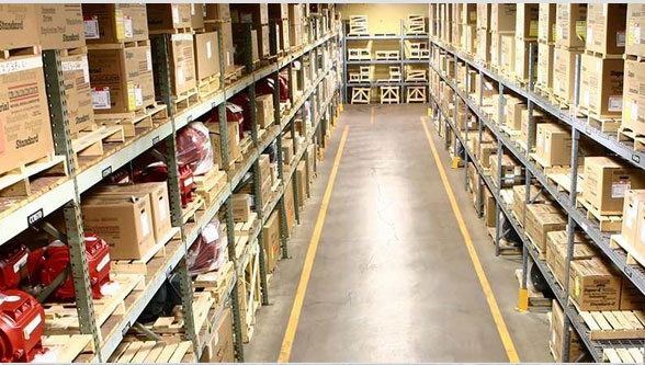 Prama Hikvision AcuSense technology for warehouse monitoring