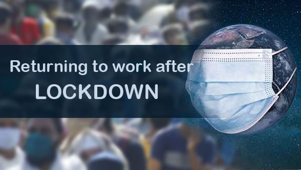How surveillance solutions can help in resuming work post lockdown