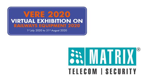 Matrix Comsec Announces Participation in the VERE 2020
