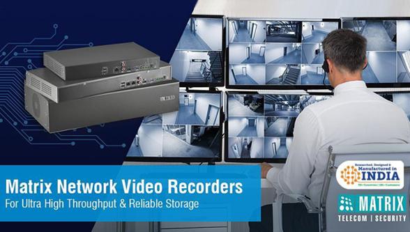 Matrix Network Video Recorders