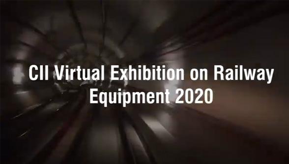 Visit Matrix at CII virtual exhibition on railway equipment