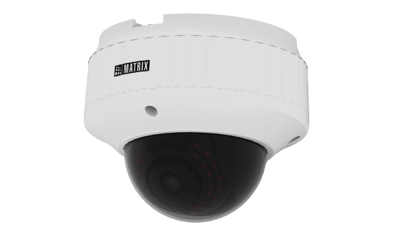 IP dome project series-5MP, Matrix
