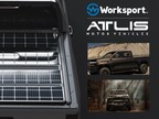 ATLIS Announces Agreement with Worksport to Configure TerraVis Solar Truck Bed Cover for ATLIS XT Truck