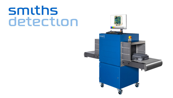Smiths Detection introduces X-ray Scanner for commercial security applications