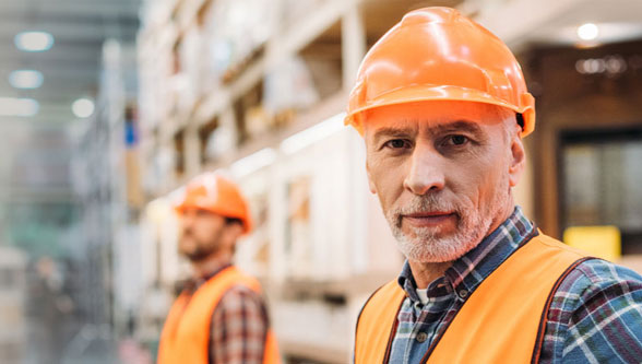 AI-powered hard-hat detection keeps workers safe