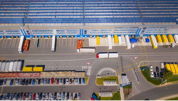 Logistics parks can improve efficiency and security with smart video