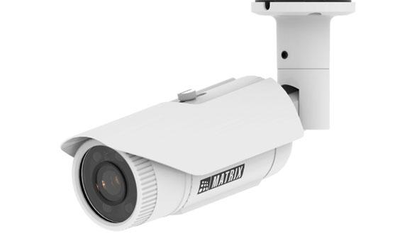 5MP Bullet Camera - Project Series, Matrix
