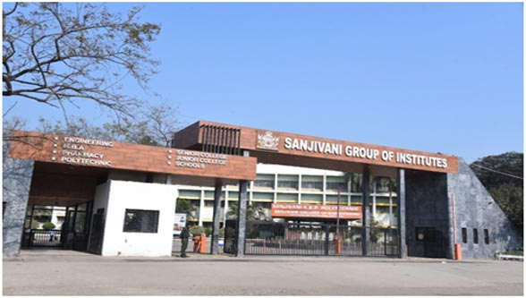 Sanjivani Group of Institutes Ensure Health and Safety with Prama Hikvision
