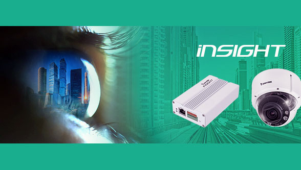 VIVOTEK debuts its iNSIGHT series products driven by OSSA